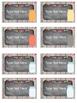 Mason Jar Classroom Theme Blank Labels {Editable}