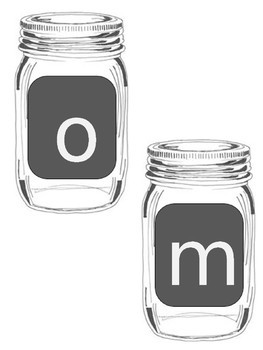 FREE Mason Jar EDITABLE Welcome Sign
