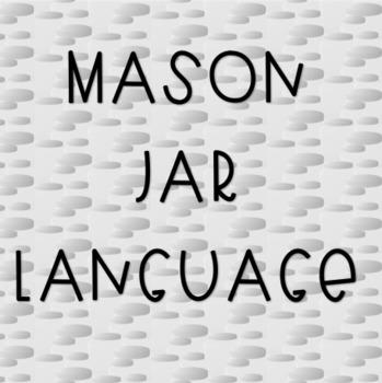 Mason Jar Language