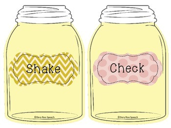 Mason Jar Multiple Meaning Words