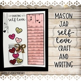 Mason Jar Self Love Craft and Writing