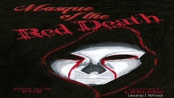 Masque of the Red Death by Edgar Allan Poe ppt activities