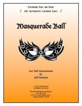 #spookymusicdeals Masquerade Ball
