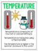 Mass, Capacity and Temperature Unit for Grade 2 (Ontario Curriculum)