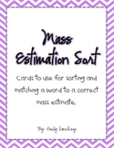 Mass Estimation Sort