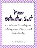 Mass Estimation Sort