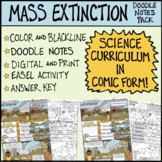Mass Extinction Comic (Vintage)