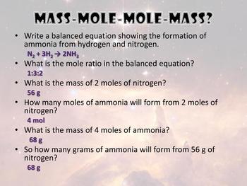 Mass-Mass Relationships