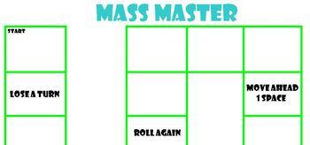 Math Mass Conversion Activity: Converting Between Kilograms and Grams