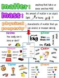 Mass, Matter, and Physical Properties