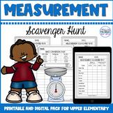 Mass Measurement Scavenger Hunt