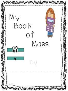 Mass Mini Book