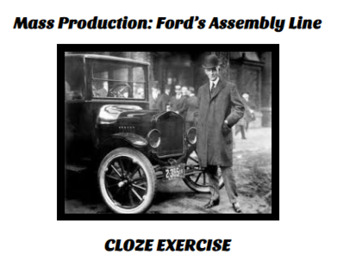 Mass Production: Ford's Assembly Line