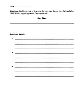 Mass Reader's Workshop Articles
