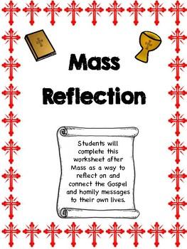 Mass Reflection