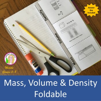 Density And Volume Related Keywords