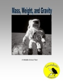 Mass, Weight and Gravity - Science Reading Passage Set (2 levels)