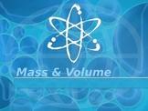 Mass, Weight, and Volume