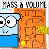 Mass and Volume Math Game for 3rd Grade