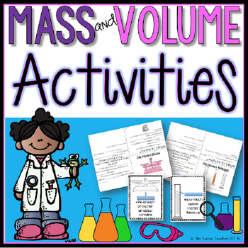 Mass and Volume Activities