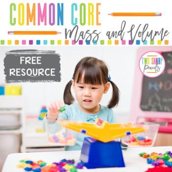 Mass and Volume Free