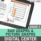 Bar Graphs and Picture Graphs Digital Math Center - Power Point & Google Version