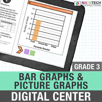 3rd Grade Graphing PowerPoint Presentations Teachers Pay