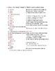 Mass and Volume Quiz/Worksheet