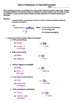 Mass of Substances in Chemical Reactions
