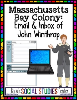 Massachusetts Bay Colony - John Winthrop & the Puritans - Project