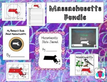 Massachusetts Bundle- 7 Resources
