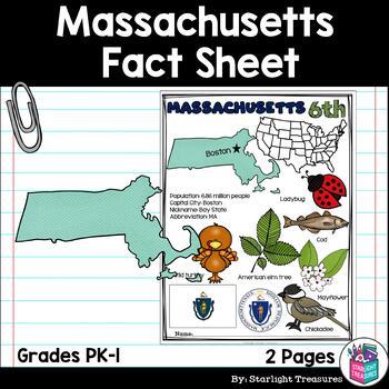 Massachusetts Fact Sheet