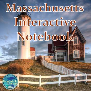 Massachusetts Interactive Notebook