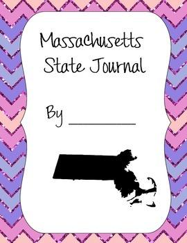 Massachusetts Journal Set