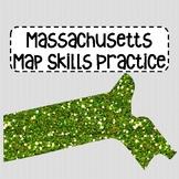 Massachusetts Map Skills Practice