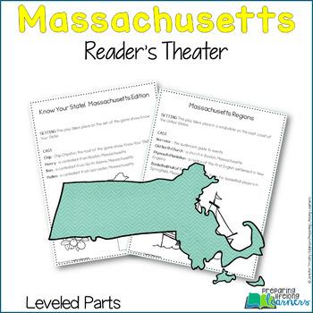Massachusetts Readers Theaters {Leveled}