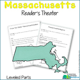 Massachusetts Readers Theaters {Leveled}