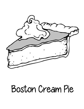 Massachusetts State Coloring Pages