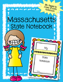 Massachusetts State Notebook / US History & Geography