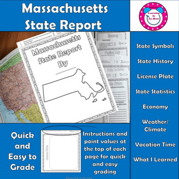 Massachusetts State Report