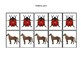 Massachusetts State Symbols themed Pattern Cards and Game Board. Preschool Game