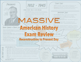 Massive American History Exam Review - Reconstruction to P