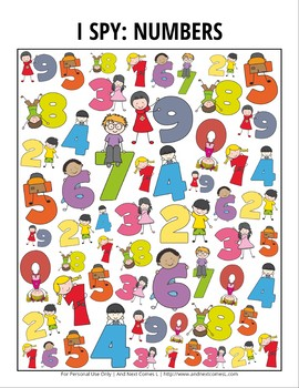 31ba429adf Massive Collection of Printable I Spy Games by And Next Comes L