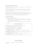 Massive Grammar Review and Diagnostic Test