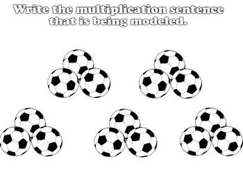 Massive Mix of Multiplication Models 3.OA.A.1