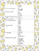 Master ASL Unit 5 - Vocabulary List