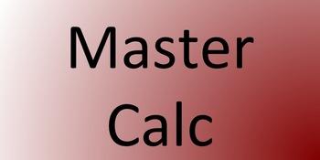 Master Calc - Grade Normalizing Spreadsheet