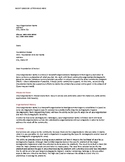 Master Letter of Intent and Proposal Template for Grants