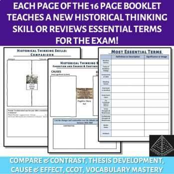 AP US History Skill Building Workbook Period 5