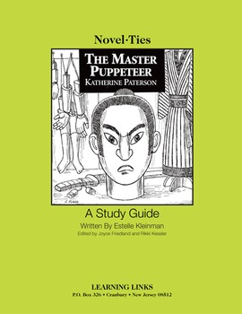 Master Puppeteer - Novel-Ties Study Guide